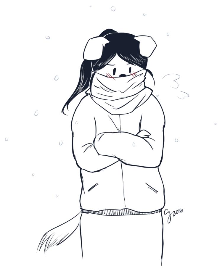 BCW: Winter Tana Doodle